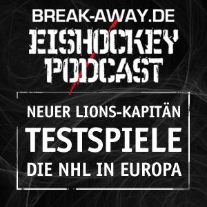 Break-Away.de Eishockey-Podcast Nr. 118