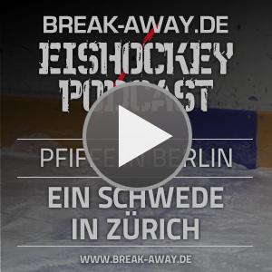 Break-Away.de Eishockey-Podcast - Ausgabe 154: Bengt-Ake Gustafsson wechselt zum ZSC Lions
