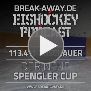 Break-Away.de Eishockey-Podcast 158