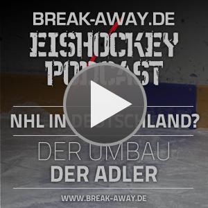 Eishockey-News auf Break-Away.de Eishockey-Podcast