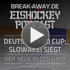 Break-Away.de Eishockey-Podcast zum Deutschland Cup 2011