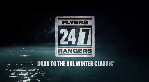 HBO 24/7 Flyers vs. Rangers Videos