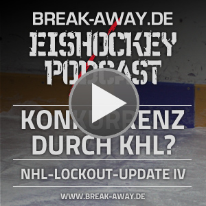 BApod 180 - Wird die KHL zur direkten NHL-Konkurrenz in Nordamerika?