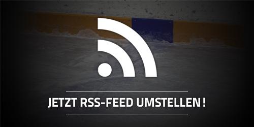 Jetzt den RSS-Feed anpassen!